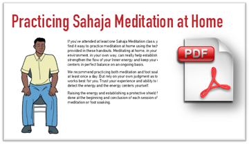 download handout - how to meditate at home